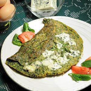 Frittata, włoski omlet