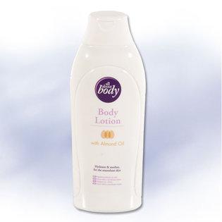 Body Lotion - migdałowe mleczko do ciała