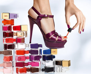 La Laque Couture Nail Lacquer - lakier do paznokci