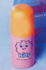Kids - Płynne mydło w kulce o zapachu waty cukrowej