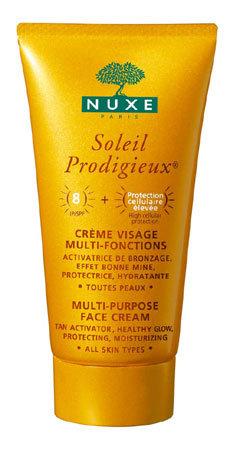 Soleil Prodigieux - krem delikatnie brązujący