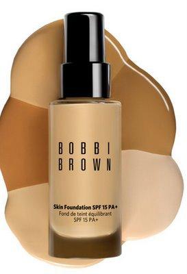 Skin Foundation SPF 15 - podkład