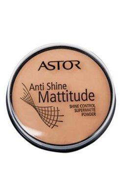 Mattitude Anti Shine - puder matujący