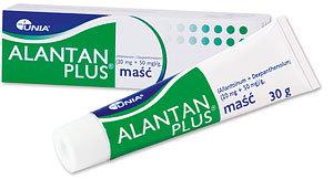 Alantan Plus - maść