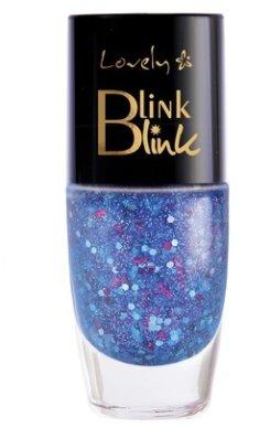 Lovely - Blink Blink - lakier do paznokci z brokatem