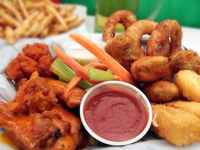 8. Jedzenie w stresie