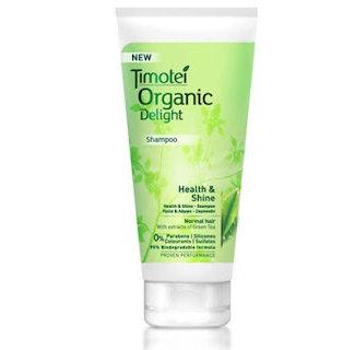 Organic Delight - Health & Shine - szampon do włosów normalnych