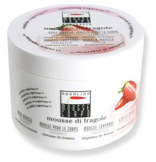 Mousse di fragole - Body mousse - truskawkowy balsam do ciała