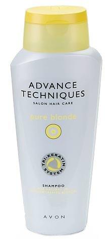 Advance Techniques - Pure Blonde - specjalny szampon do włosów blond