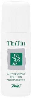 Tin Tin - Antyperspirant roll-on antybakteryjny