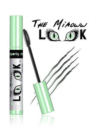 Studio Lash The Miaoww Look Mascara – wydłużający i pogrubiający tusz do rzęs