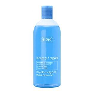 Sopot Spa - mydło z algami pod prysznic