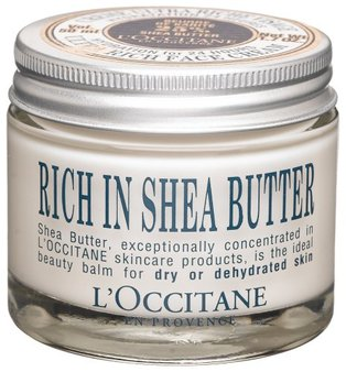 Ultra Rich Face Cream 25% Shea Butter - silnie nawilżający krem do twarzy z 25% masłem shea