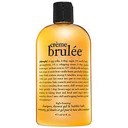 Creme Brulee - szampon do włosów waniliowy