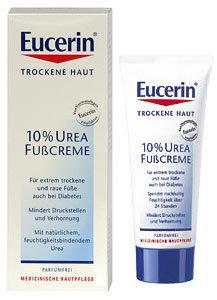 10% Urea Fußcreme