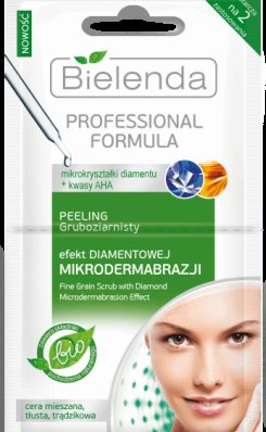 Professional Formula - Peeling gruboziarnisty