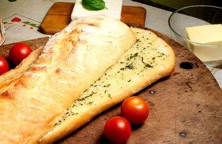 Chlebek grillowany