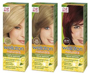 Wellaton Naturals - krem koloryzujący