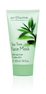 Tea Tree Face Mask - Maseczka