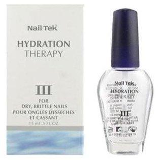 Nail Tek - Hydration Therapy III for Dry, Brittle Nails - odżywka podkładowo-ochronna do paznokci