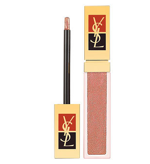 Golden Gloss Shimmering Lip Gloss - błyszczyk do ust