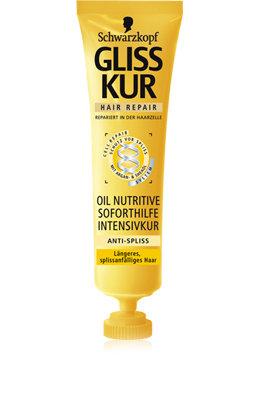 Gliss Kur - Oil Nutritive Soforthilfe Intensivkur - Intensywna odżywka