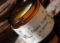 Balsam przeciwstarzeniowy do twarzy z olejkiem paczuli