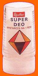 Super Deo - Dezodorant w krysztale