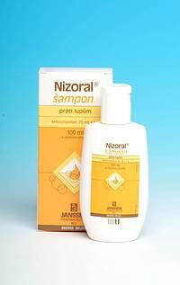 Nizoral - szampon przeciwłupieżowy