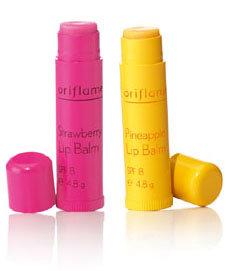 Lip balm - Balsam do ust (truksawka, ananas)