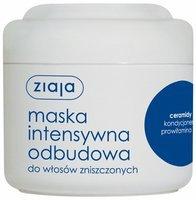 Intensywna pielęgnacja włosów - Intensywna odbudowa ceramidy - maska do włosów