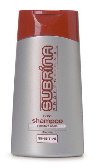 Subrina Professional - szampon do wrażliwej skóry głowy z wyciągiem z aloesu