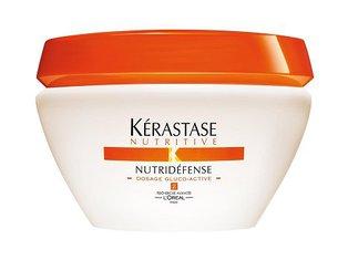 Kerastase Nutridefense - głęboko odżywiająca maska do suchych włosów