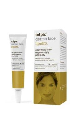 Dermo Face Lipidro - odżywczy krem regenerujący pod oczy