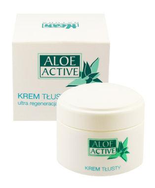 Aloe Active - krem tłusty
