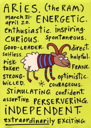 ARIES (Baran) /March 21–April 20/ In 2011 your course of life would be changed dramatically for the best and your role in the family and profession would be reinforced (wzmocniona) to a greater extent. Your relationships shall take centre-stage (znaleźć się w centrum uwagi) and you shall seem to be more useful to the society than ever before in life. You would find yourself with people around and solitude (samotność) would be a thing of the past thanks to your new initiative in the social field.