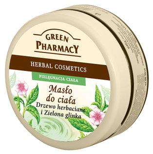 Masło shea i zielona kawa - masło do ciała