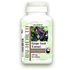 By-Health Grape Seed Extract - ekstrakt z pestek winogron