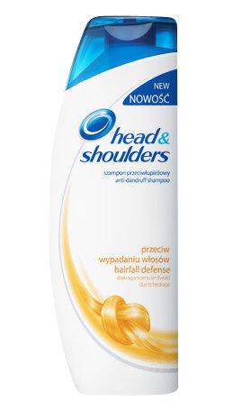 szampon head & shoulders a wypadanie włosów