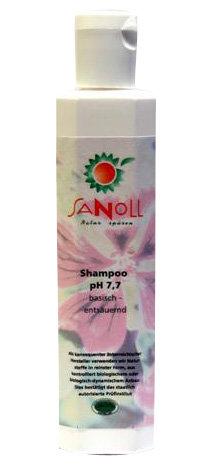 Szampon do włosów zasadowy pH 7,7