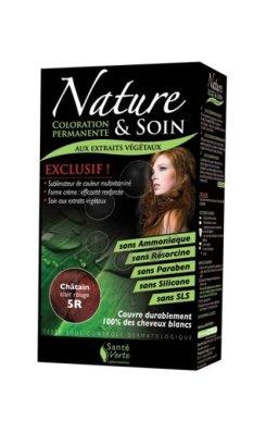 Sante Verte - farba do włosów