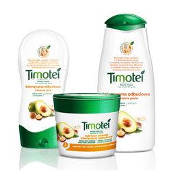 Intensywna odbudowa - odżywka do włosów suchych i zniszczonych z awokado, macadamia i pistacją