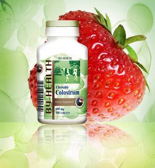 Colostrum - suplement diety