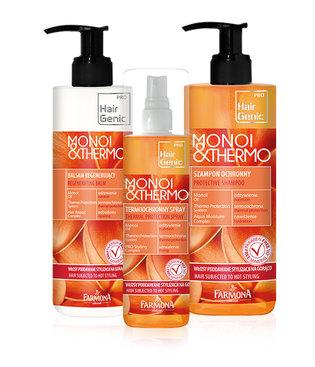 Hair Genic- Monoi&Thermo- termoochronny spray do włosów