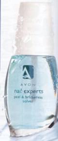 Nail Experts - Bezbarwny lakier do paznokci łamliwych i rozdwajających się