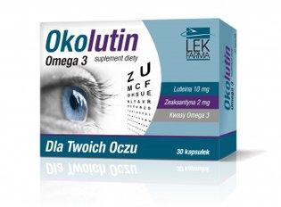 Okolutin Omega 3 - suplement diety