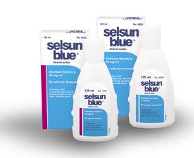 Selsun Blue - leczniczy szampon