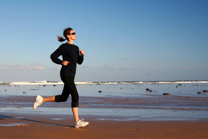 Jak schudnąć kiedy nie można biegać