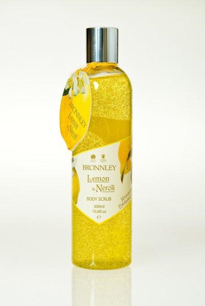 Bronnley  - Lemon and Neroli Body Scrub