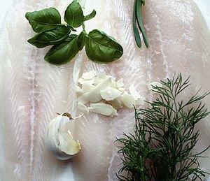 Sola z ziołami i serem